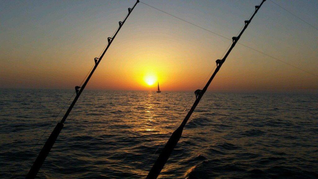 рыбалка в Герцлии